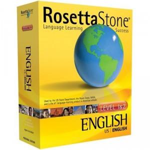 Rosetta Stone English